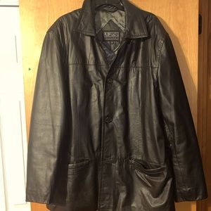 Other - Men's L.A Leather California jacket XL.